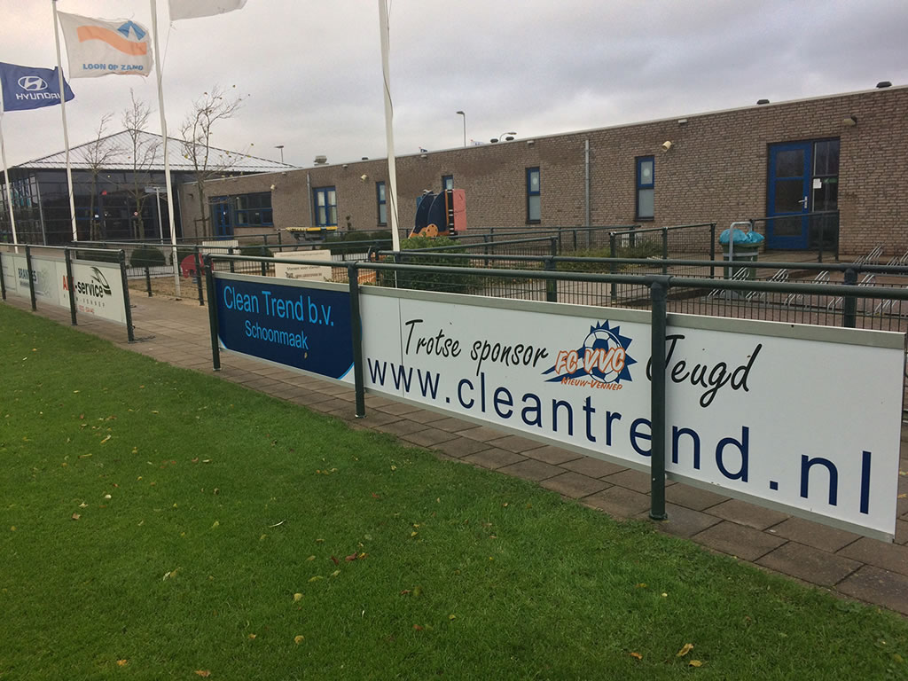 Clean Trend - Jeugdsponsor FC VVC