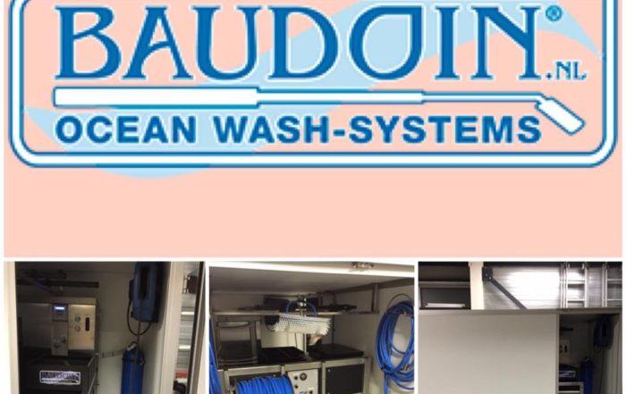 Clean Trend - Glasbewassing met 100% osmose-water